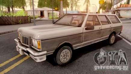 Regina GTA VC Xbox для GTA San Andreas