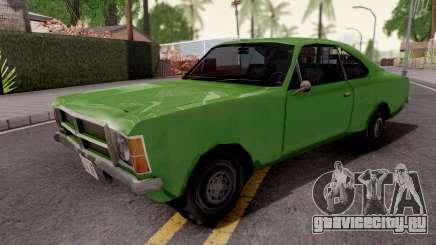 Chevrolet Opala SS 1978 для GTA San Andreas