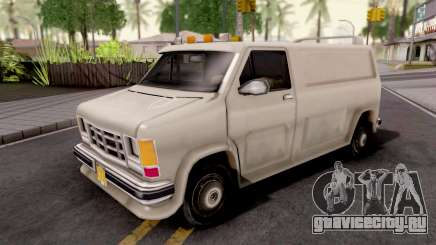 Burrito GTA VC Xbox для GTA San Andreas