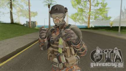 Merc V2 (Call of Duty: Black Ops II) для GTA San Andreas