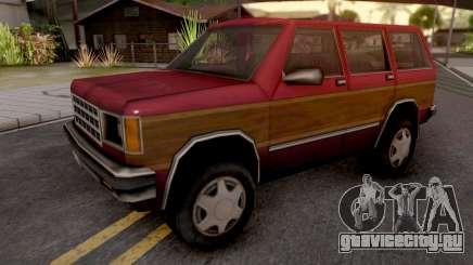 Landstalker from GTA VC для GTA San Andreas