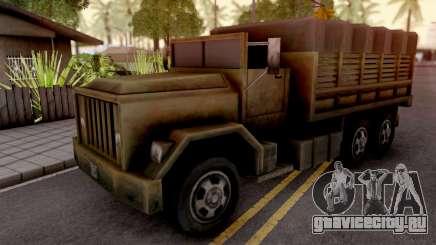 Barracks OL from GTA VC для GTA San Andreas