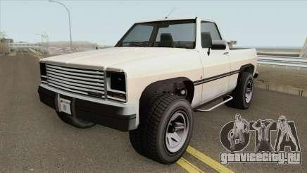 Declasse Rancher GTA IV для GTA San Andreas