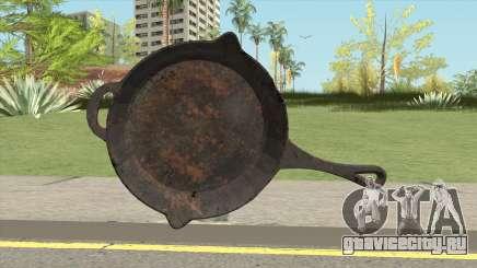 Bulletproof Pan (PUBG) для GTA San Andreas