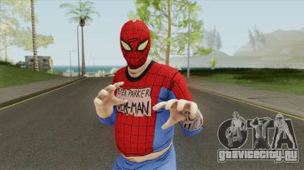 Spider-Man Unlimited Earth X для GTA San Andreas