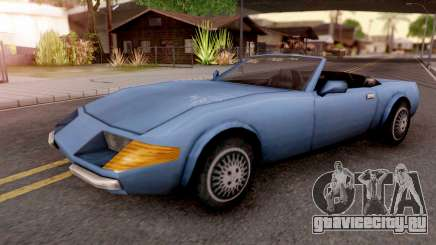 Stinger from GTA VC для GTA San Andreas