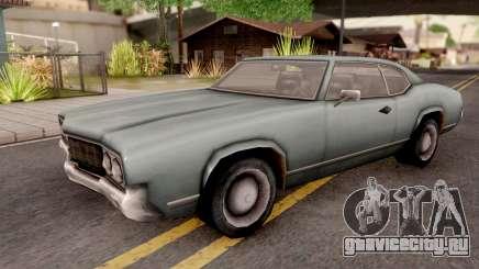 Sabre from GTA VC для GTA San Andreas