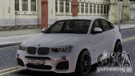 BMW X4 для GTA San Andreas
