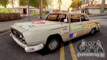 Blooding Banger A GTA VC Xbox для GTA San Andreas