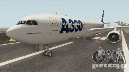 Airbus A330-300 GE CF6-80E1 для GTA San Andreas