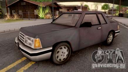 Manana from GTA 3 для GTA San Andreas