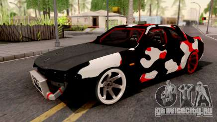 Nissan Skyline R33 Drift Camo для GTA San Andreas