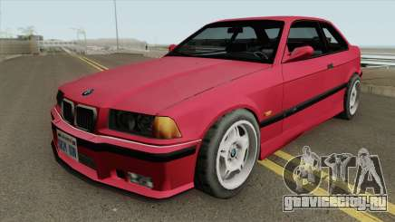 BMW M3 2005 (Improved Version) для GTA San Andreas