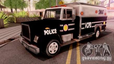 Enforcer GTA VC Xbox для GTA San Andreas