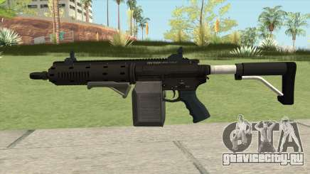 Carbine Rifle GTA V Grip (Box Clip) для GTA San Andreas