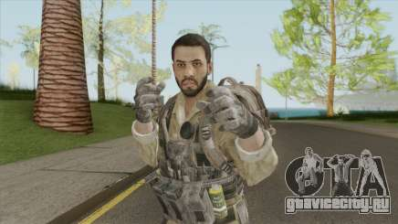 ISI Soldier V3 (Call Of Duty: Black Ops II) для GTA San Andreas