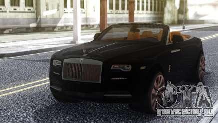 Rolls-Royce Dawn Black для GTA San Andreas