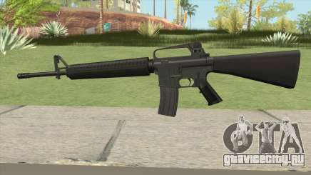 M16A2 Default Design (Stock Mag) для GTA San Andreas