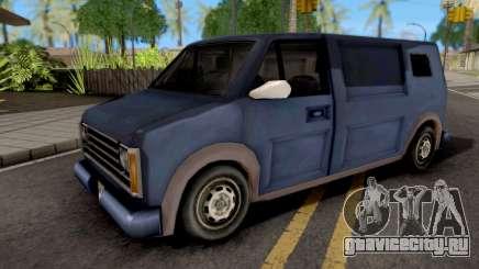 Rumpo GTA III Xbox для GTA San Andreas
