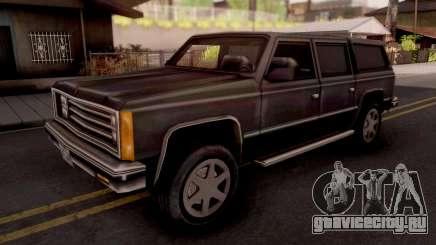FBI Rancher GTA VC Xbox для GTA San Andreas