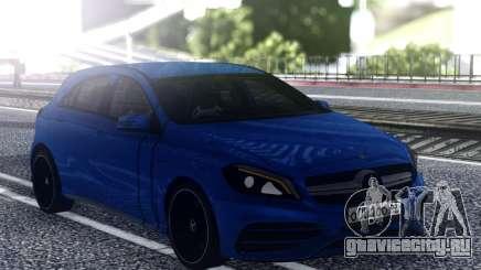 Mercedes-Benz A45 AMG 4Matic 2016 Hatchback для GTA San Andreas