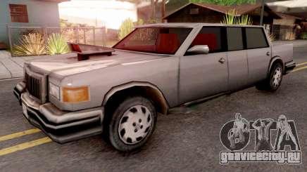 Love Fist Limo from GTA VC для GTA San Andreas