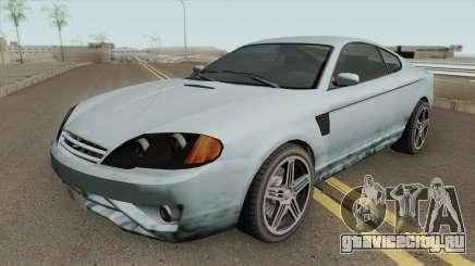 Bollokan Prairie GTA V (SA Style) для GTA San Andreas
