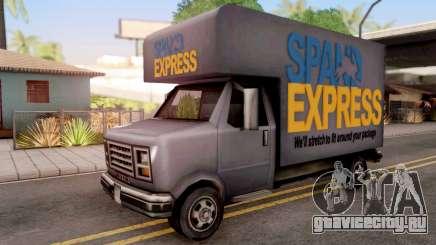 Spand Express from GTA VC для GTA San Andreas