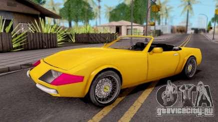 Stinger GTA VC Xbox для GTA San Andreas
