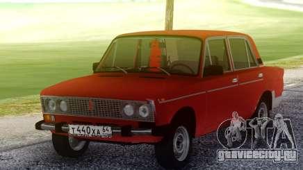 ВАЗ 2103 Красный Седан для GTA San Andreas
