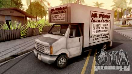 Mr.Wongs GTA III для GTA San Andreas