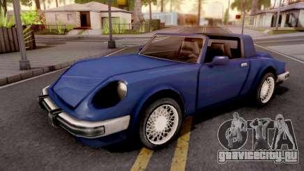 Comet GTA VC Xbox для GTA San Andreas