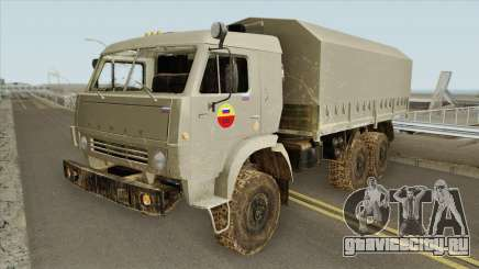 КамАЗ-5350 для GTA San Andreas