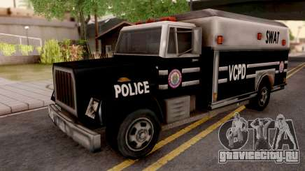 Enforcer from GTA VC для GTA San Andreas