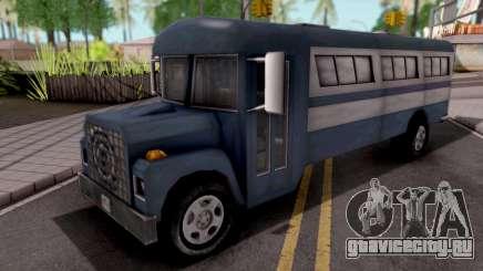 Bus GTA VC Xbox для GTA San Andreas