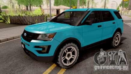 Ford Explorer 2016 для GTA San Andreas