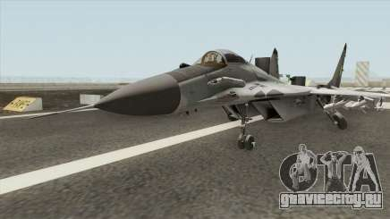 MiG-29 Indian Air Force для GTA San Andreas