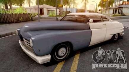 Hermes GTA VC Xbox для GTA San Andreas