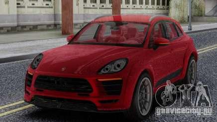 Porsche Macan Prior Design для GTA San Andreas