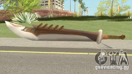 Warrior Yongsin Sword для GTA San Andreas