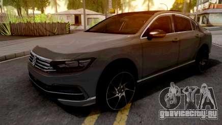 Volkswagen Passat R-Line Pasaoglu Edition для GTA San Andreas