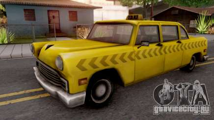Cabbie from GTA VC для GTA San Andreas