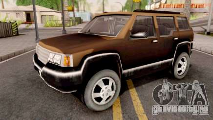 Landstalker GTA III Xbox для GTA San Andreas