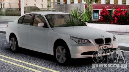 BMW 530XD E60 для GTA San Andreas