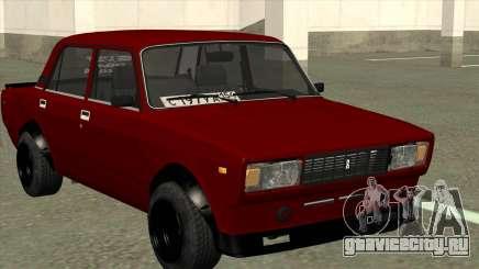 ВАЗ 2105 Вишня-Боевая Классика для GTA San Andreas