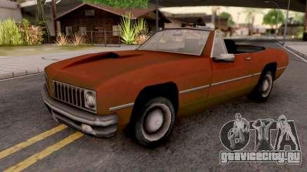 Stallion from GTA VC для GTA San Andreas