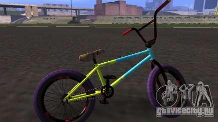 BMX by Osminog для GTA San Andreas