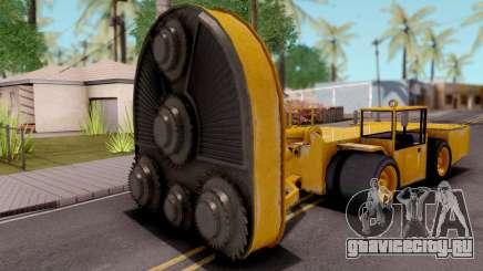 GTA V HVY Cutter v2 для GTA San Andreas