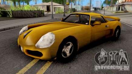 Yakuza Stinger GTA III для GTA San Andreas