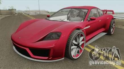 Pfister Neon GTA V для GTA San Andreas
